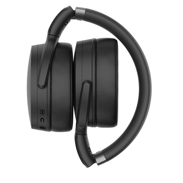 Sennheiser HD 450BT Black Active Noise Cancelling Bluetooth Headphones - 4
