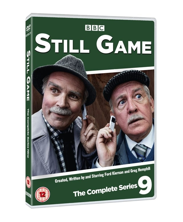 Still Game: The Complete Series 9 - 2