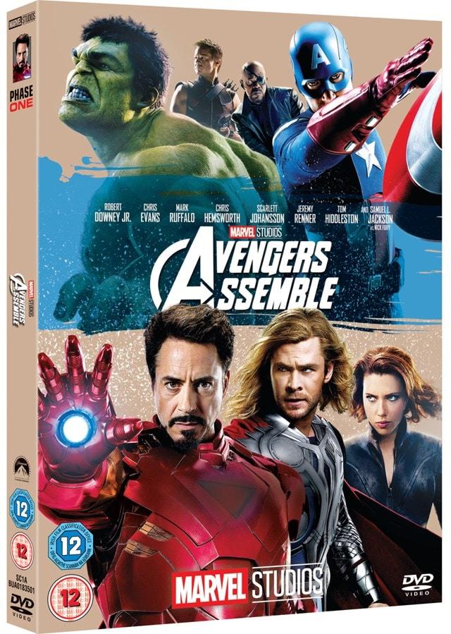 Avengers Assemble - 2