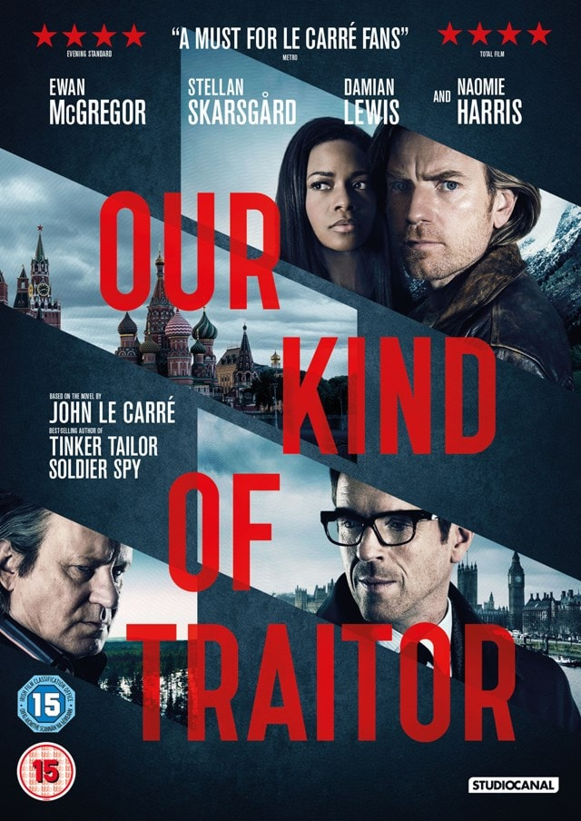 Our Kind of Traitor - 1