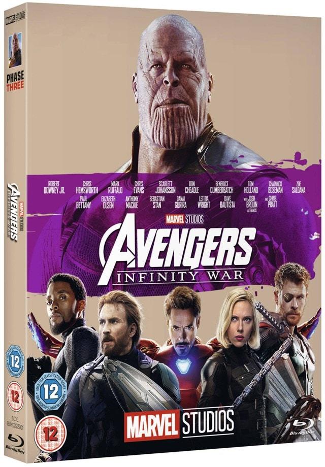 Avengers: Infinity War - 2