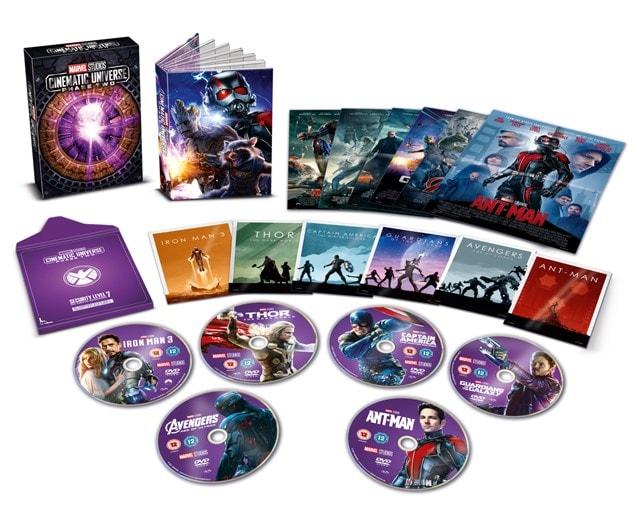 Marvel Studios Cinematic Universe: Phase Two - 3