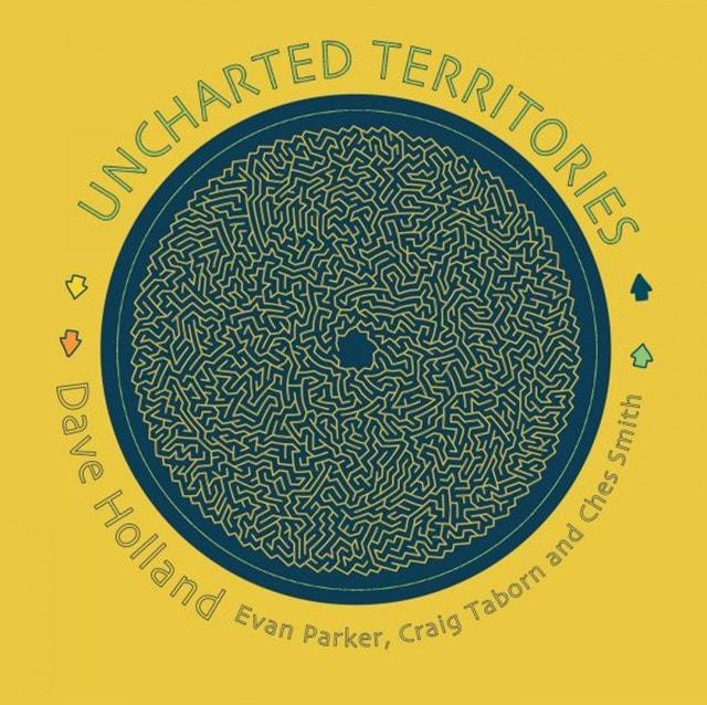 Uncharted Territories - 1