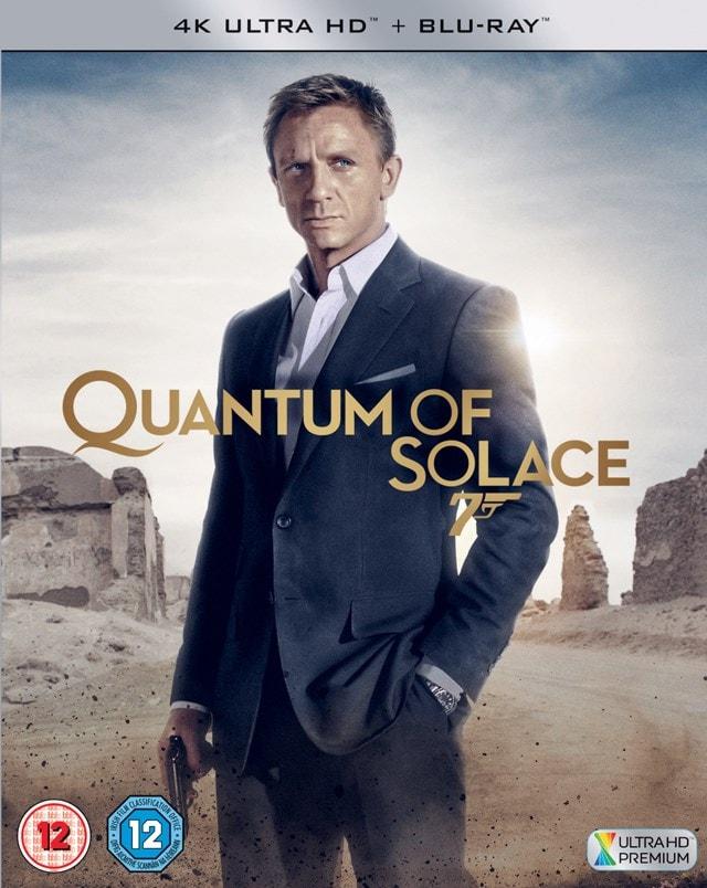 Quantum of Solace - 1