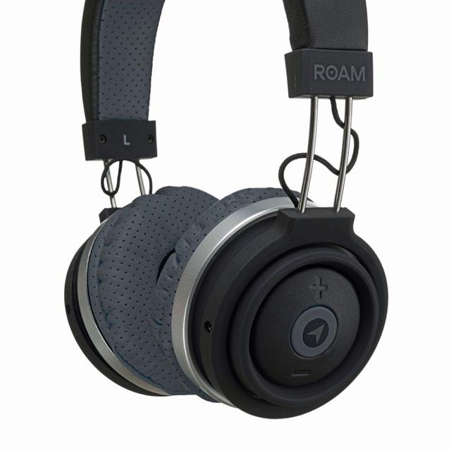 Roam Sport Bluetooth Headphones (hmv Exclusive) Various Colours (Black) - 3