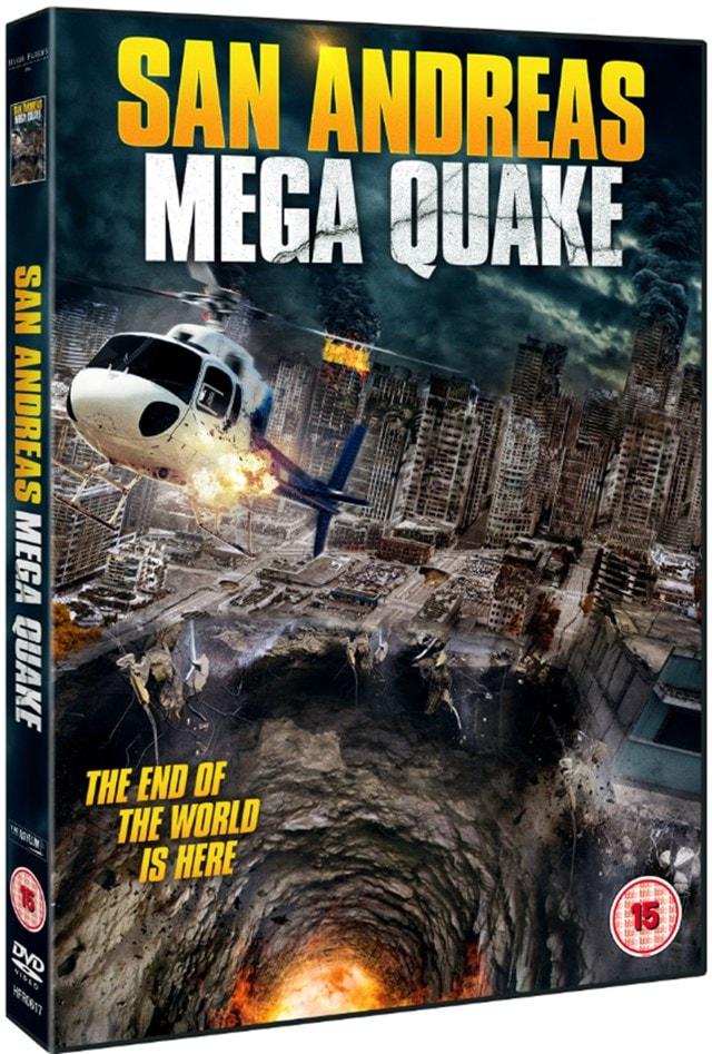 San Andreas Mega Quake - 2
