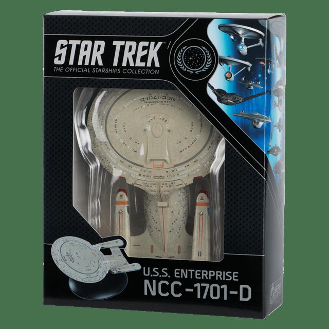 Star Trek USS Enterprise NCC-1701-D: Next Generation: Hero Collector - 5