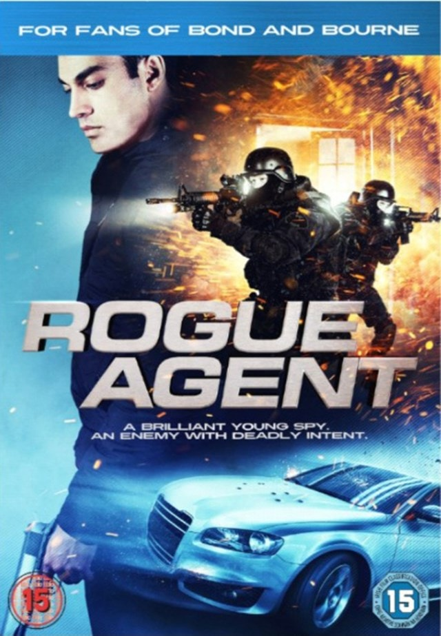 Rogue Agent - 1