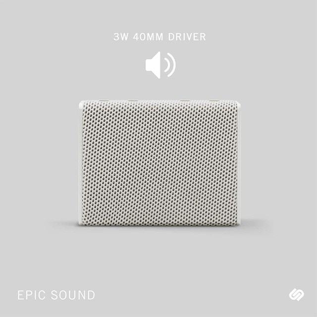 Urbanista Sydney White Mist Bluetooth Speaker - 4