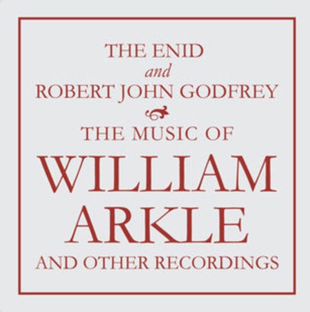 The Music of William Arkle and Other Recordings - 1
