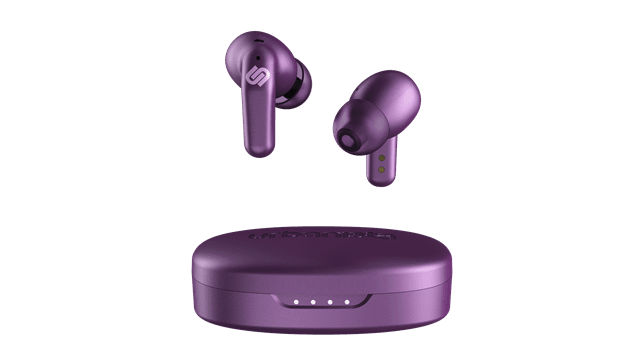 Urbanista Seoul Vivid Purple True Wireless Bluetooth Earphones - 1