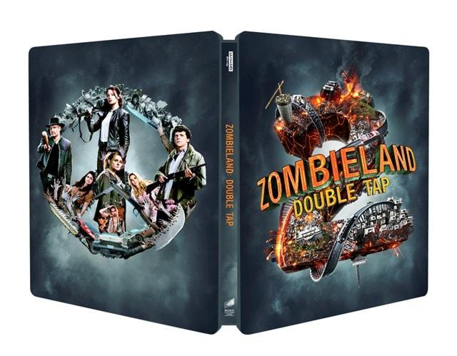 Zombieland: Double Tap (hmv Exclusive) 4K Ultra HD Steelbook - 3