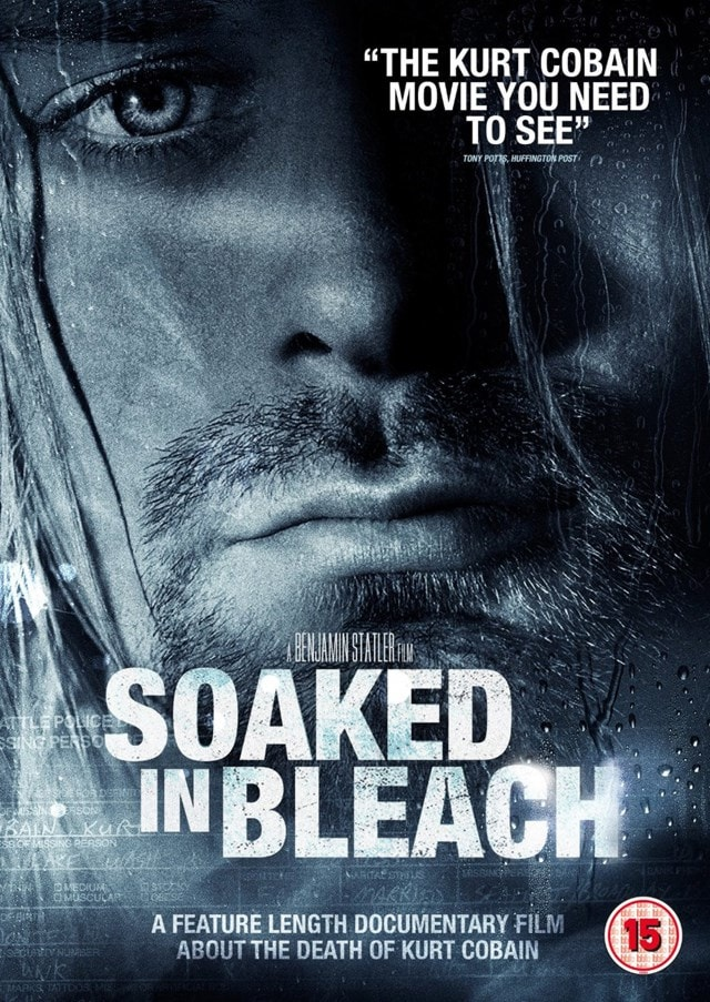 Soaked in Bleach - 1