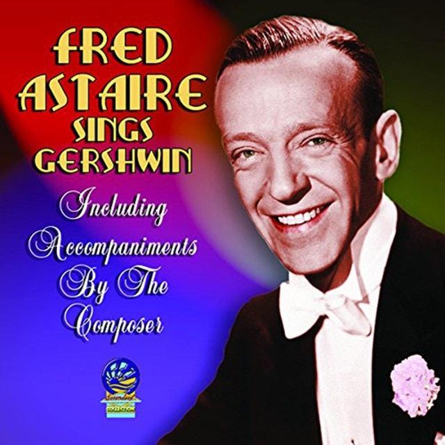 Sings George and Ira Gershwin - 1