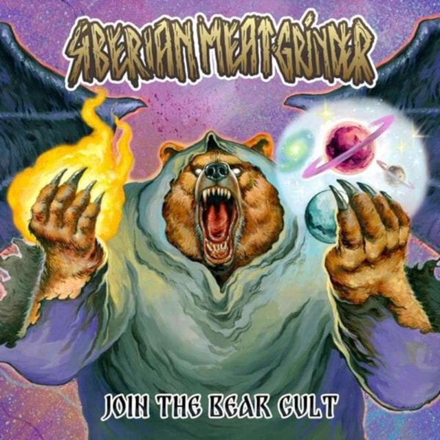 Join the Bear Cult - 1