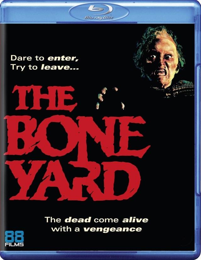 The Boneyard - 1
