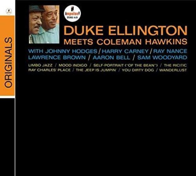 Duke Ellington Meets Coleman Hawkins - 1