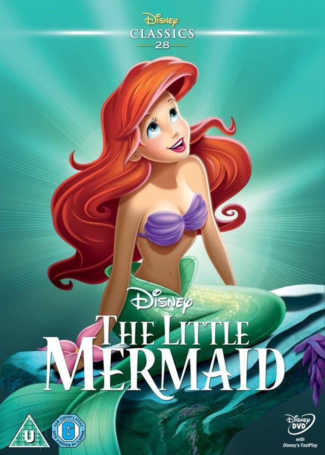 The Little Mermaid (Disney) - 1