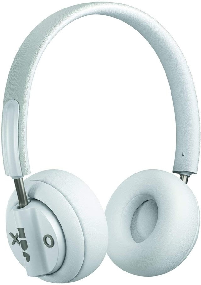 Jam Out There Grey Active Noise Cancelling Bluetooth Headphones - 1