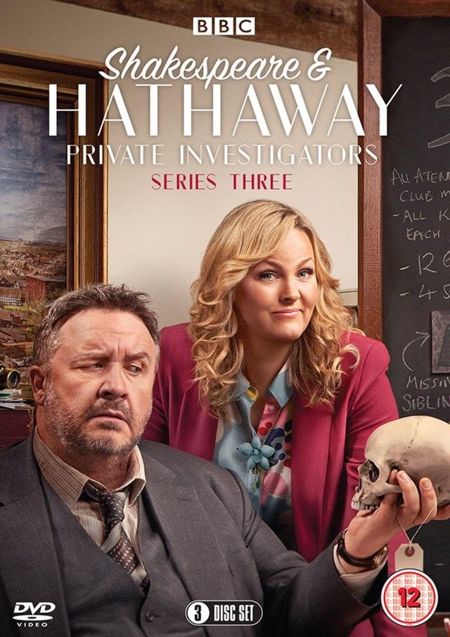 Shakespeare & Hathaway - Private Investigators: Series Three - 1