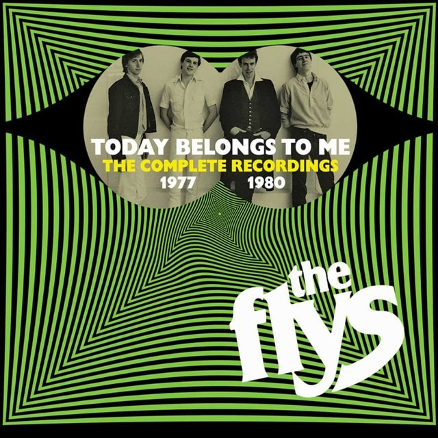 Todays Belong to Me: The Complete Recordings 1977-1980 - 1