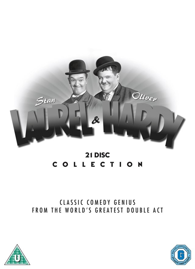 Laurel and Hardy: The Collection - 1