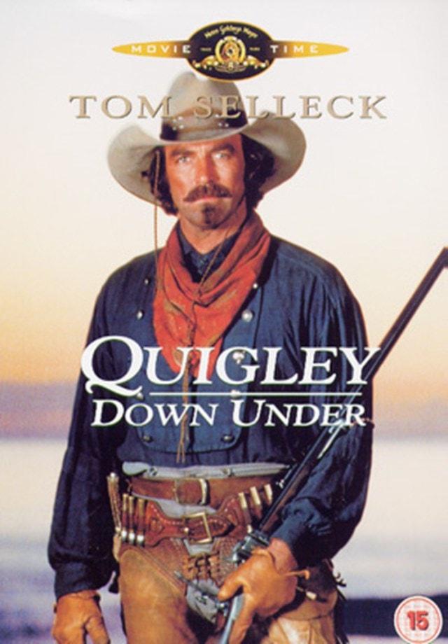 Quigley Down Under - 1