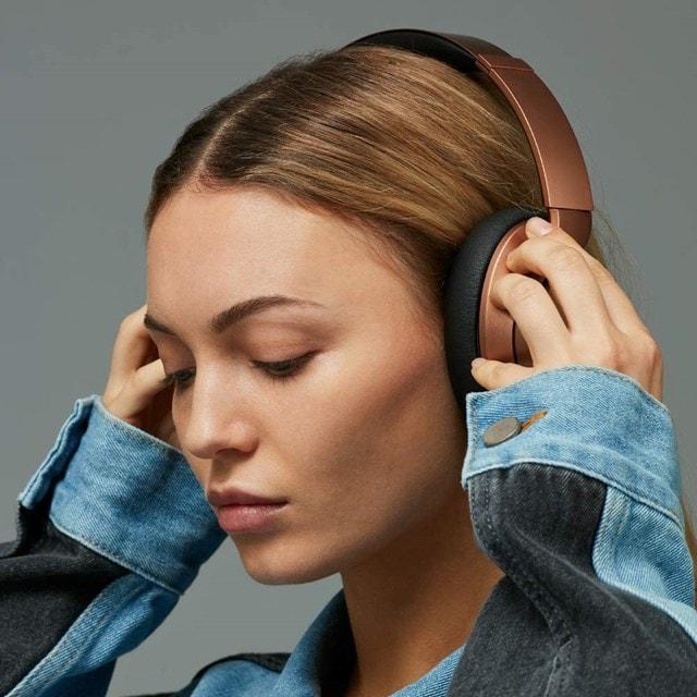 Roam R-Lab Bronze Bluetooth Active Noise Cancelling Headphones - 3