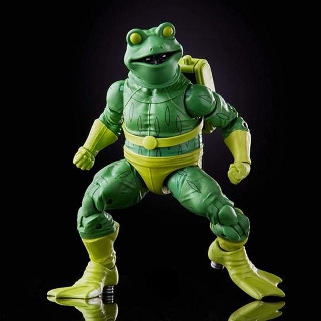 Frog-Man: Hasbro Marvel Legends Action Figure - 2