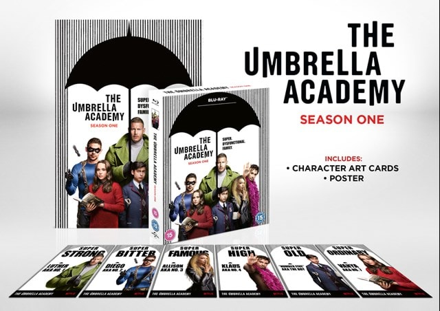 The Umbrella Academy: Season One - 1