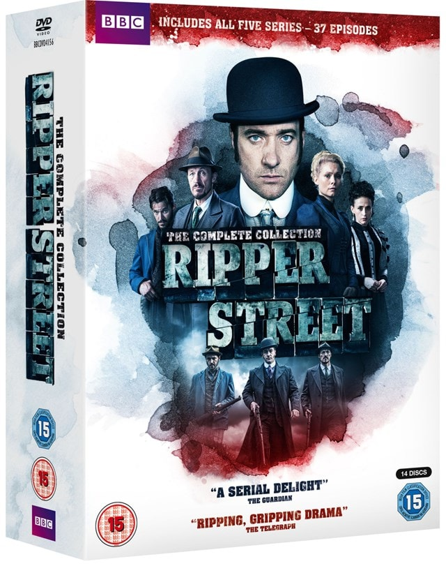 Ripper Street: The Complete Collection - 2