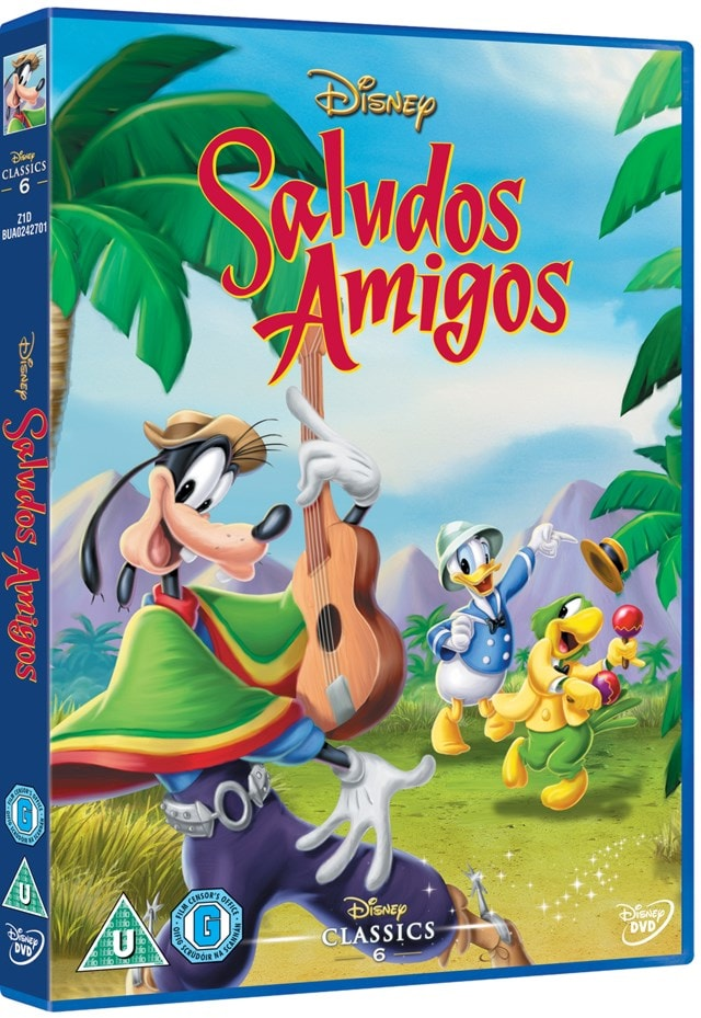 Saludos Amigos - 4