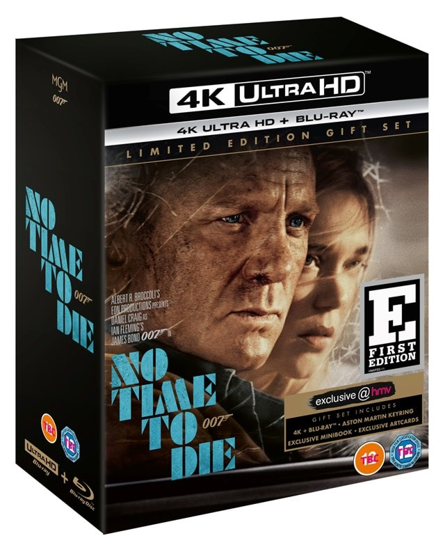 No Time to Die (hmv Exclusive) - First Edition - 3