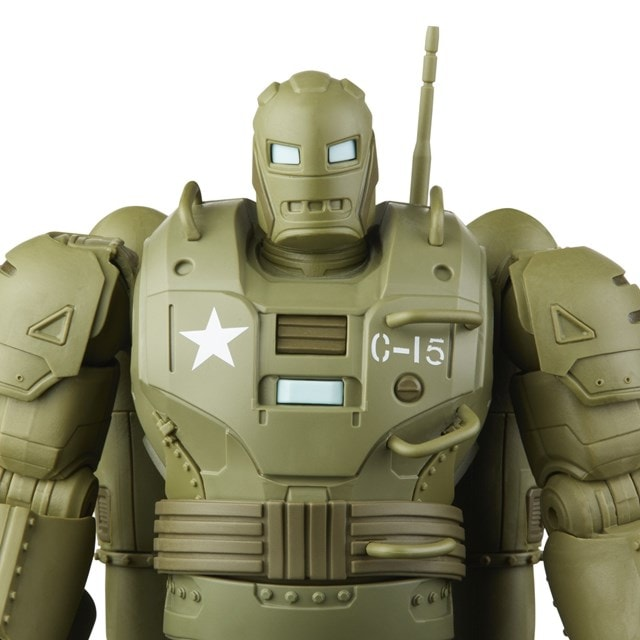 Hydra Stomper What If Hasbro Marvel Legends Series Action Figure - 10