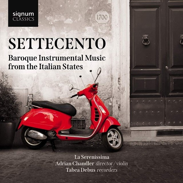 Settecento: Baroque Instrumental Music from the Italian States - 1