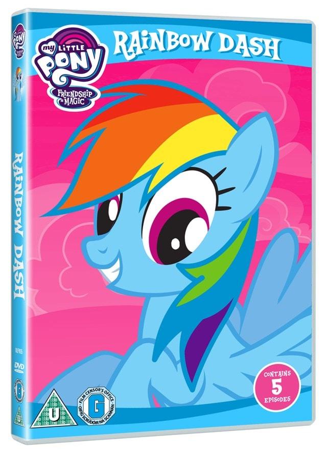 My Little Pony - Friendship Is Magic: Rainbow Dash - 2