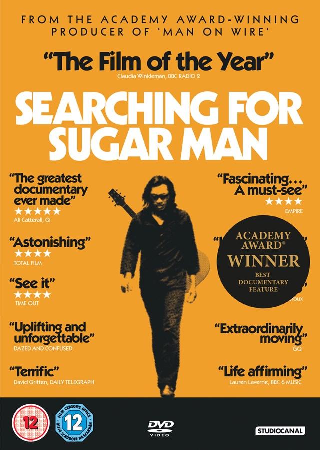 Searching for Sugar Man - 1