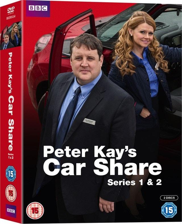 Peter Kay's Car Share: Series 1 & 2 - 2
