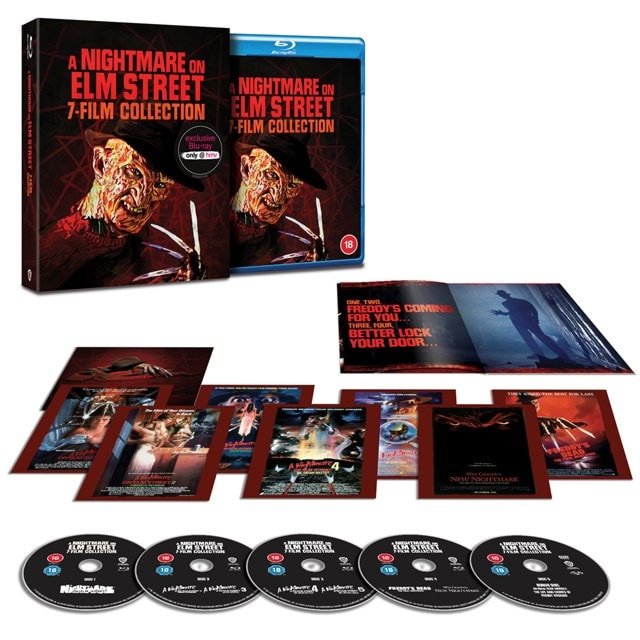 A Nightmare On Elm Street: Collection (hmv Exclusive) - 1