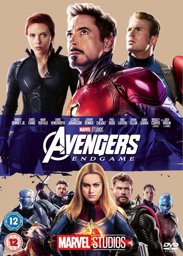 Avengers: Endgame - 1