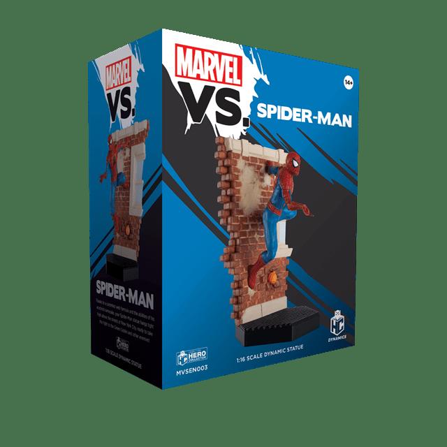 Spider-Man: Marvel Hero Collector Figurine - 3