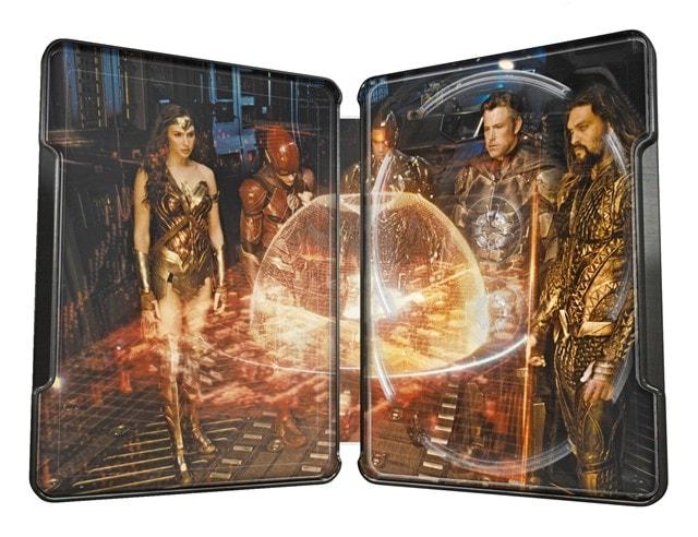 Zack Snyder's Justice League (hmv Exclusive) Limited Edition Steelbook - 5