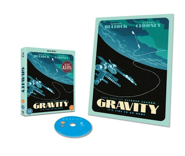 Gravity - Travel Poster Edition - 1