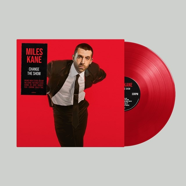 Change the Show - Limited Edition Red Vinyl - 1