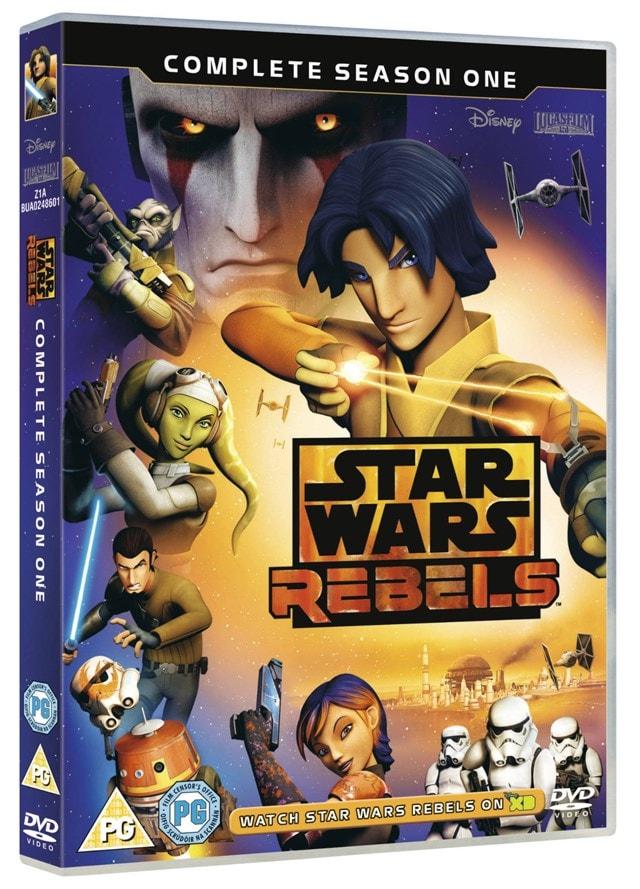Star Wars Rebels: Complete Season 1 - 2