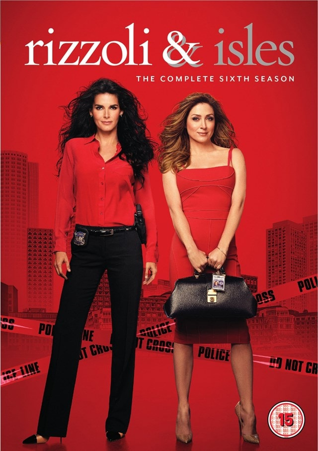 Rizzoli & Isles: The Complete Sixth Season - 1