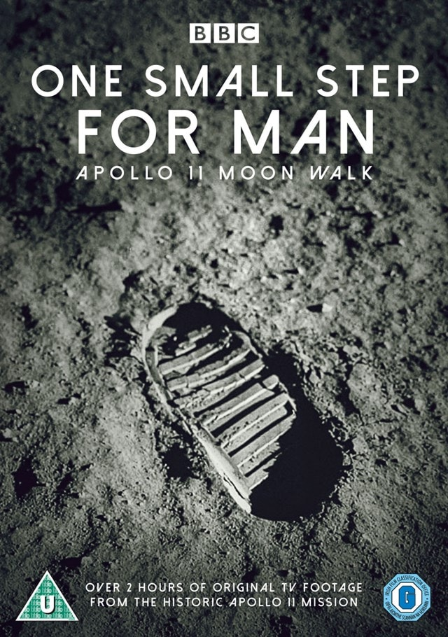 One Small Step for Man - 1