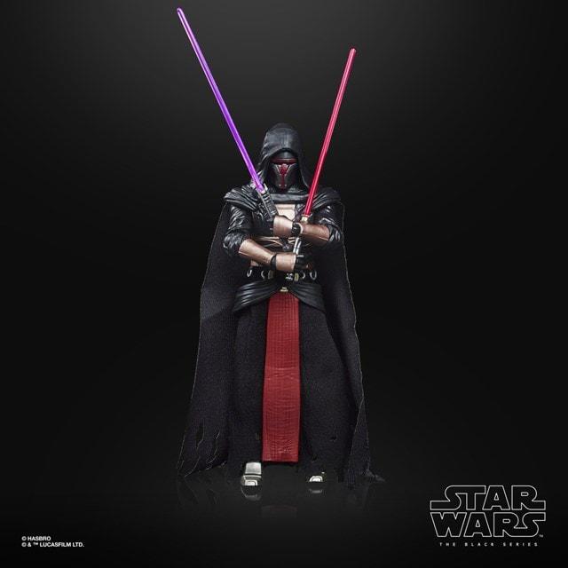 Darth Revan Star Wars Black Series Archive Action Figure - 2