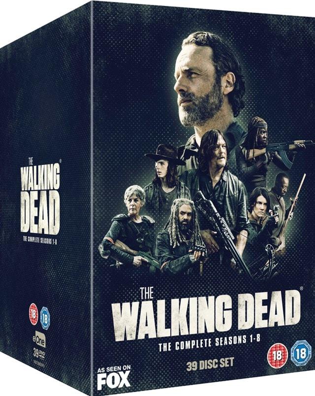 The Walking Dead: The Complete Seasons 1-8 - 2