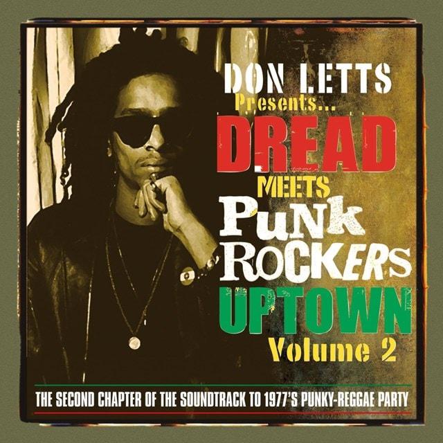Dread Meets Punk Rockers Downtown - Volume 2 - 1